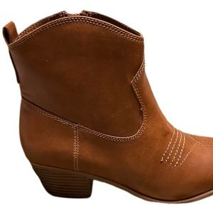 Style & Co MandyY Coffee Boots